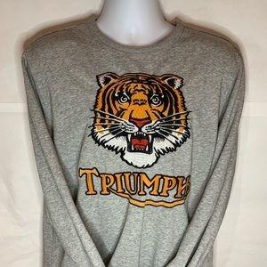 Triumph by Lucky Brand medium French terry